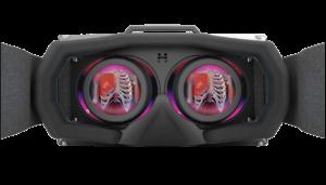 DPro Healthcare - Virtual Reality Glasses